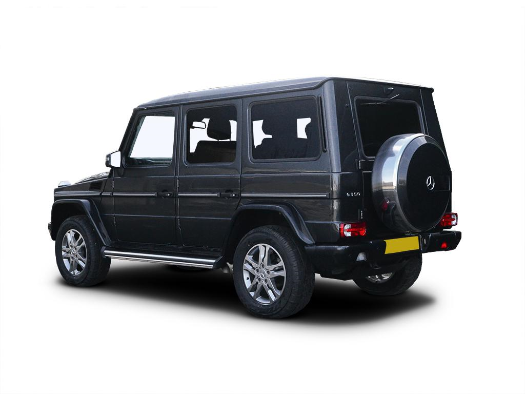 Mercedes benz g class amg station wagon special edition for Mercedes benz truck leasing