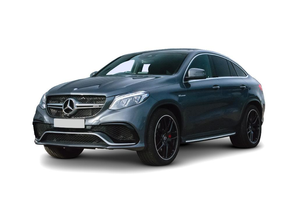 Mercedes benz gle amg coupe gle 43 4matic premium plus 5dr for Mercedes benz lease uk