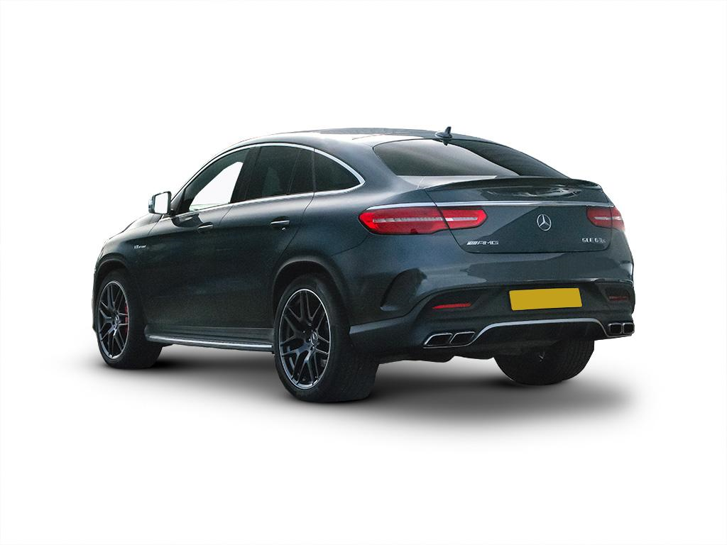 Mercedes benz gle amg coupe gle 43 4matic premium plus 5dr for Mercedes benz truck leasing