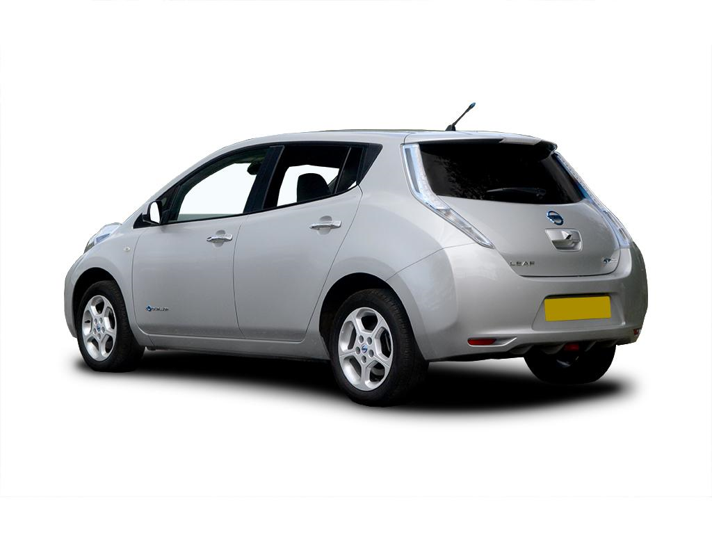 nissan leaf hatchback visia 5dr auto amg autolease. Black Bedroom Furniture Sets. Home Design Ideas