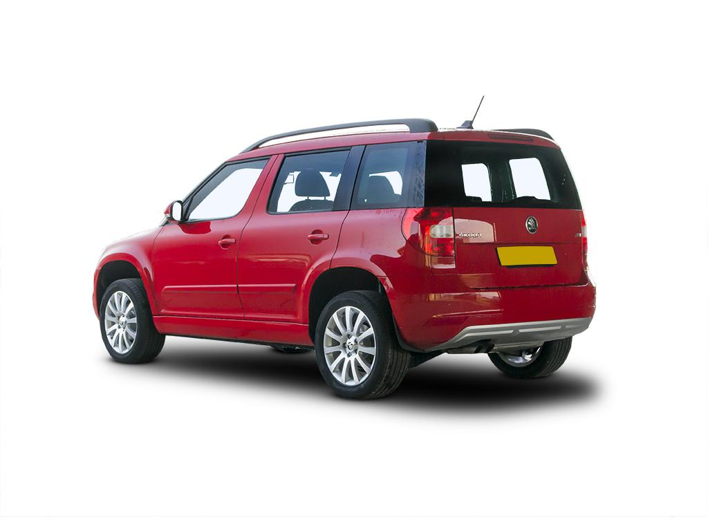 skoda yeti estate 1 2 tsi 110 monte carlo 5dr dsg amg autolease. Black Bedroom Furniture Sets. Home Design Ideas