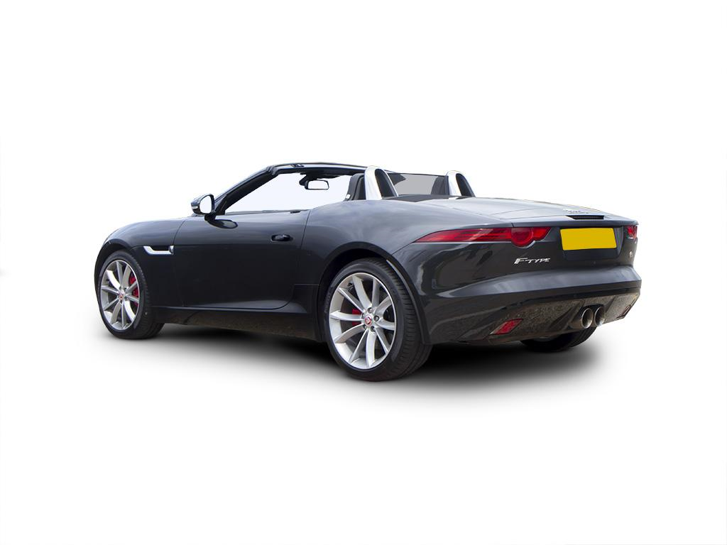 jaguar f type convertible 5 0 supercharged v8 r 2dr auto awd amg autolease. Black Bedroom Furniture Sets. Home Design Ideas