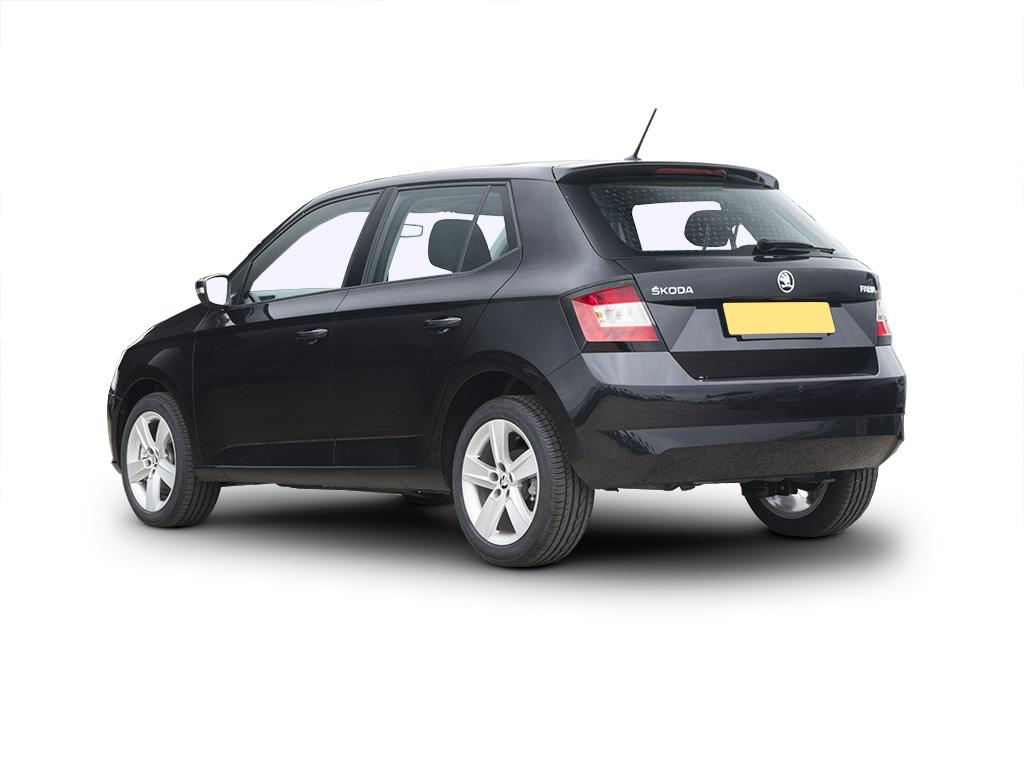 skoda fabia diesel hatchback 1 4 tdi monte carlo 5dr amg autolease. Black Bedroom Furniture Sets. Home Design Ideas