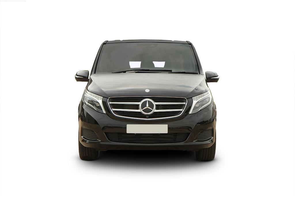 Mercedes benz v class diesel estate v250 d marco polo for Mercedes benz lease uk