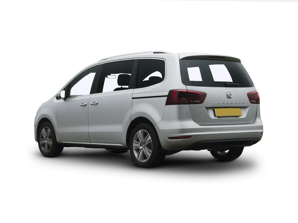 seat alhambra diesel estate 2 0 tdi cr s 150 5dr dsg. Black Bedroom Furniture Sets. Home Design Ideas