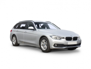 No Deposit  BMW 3 SERIES TOURING SPECIAL EDITION 320i M Sport Shadow Edition 5dr Step Auto