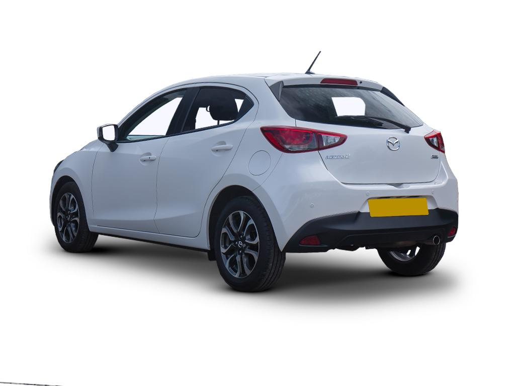 mazda mazda2 hatchback 1 5 75 se 5dr amg autolease. Black Bedroom Furniture Sets. Home Design Ideas