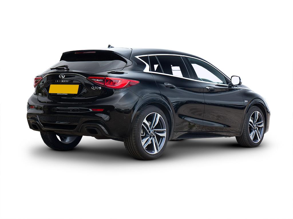infiniti q30 hatchback 1 6t premium 5dr amg autolease. Black Bedroom Furniture Sets. Home Design Ideas