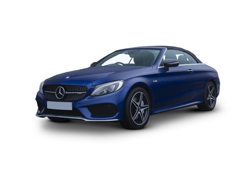 Mercedes benz c class amg cabriolet c63 s premium 2dr auto for Mercedes benz lease incentives