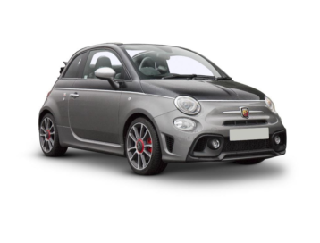 No Deposit  ABARTH 595C CONVERTIBLE 1.4 T-Jet 145 2dr