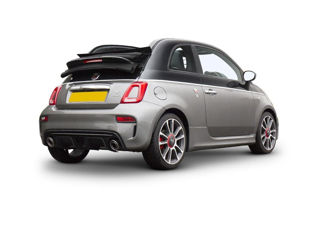 Abarth 595c Convertible 1 4 T Jet 145 2dr Auto Amg Autolease