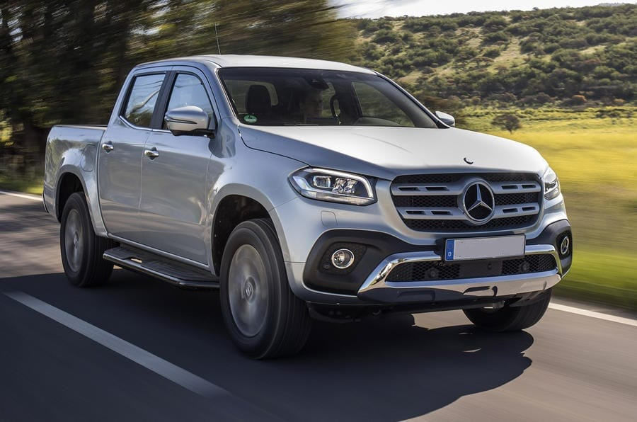 The all new mercedes x class lease deal amg autole for Mercedes benz lease uk